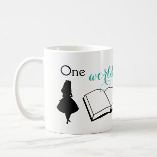 One World Falls Away To Another Coffee Mug