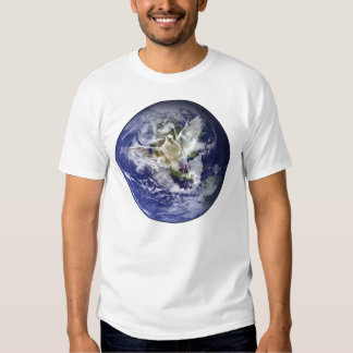 One world for peace tee shirt