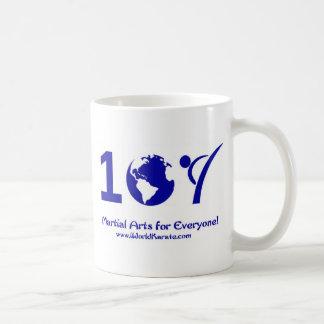 One World Karate Coffee Mug