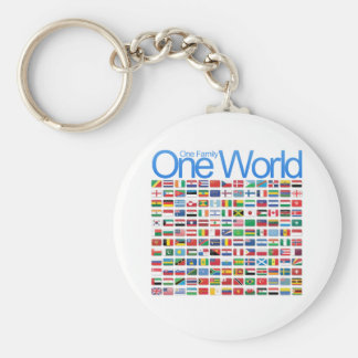 One World Keychain