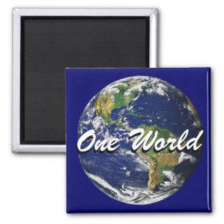 One World Magnet