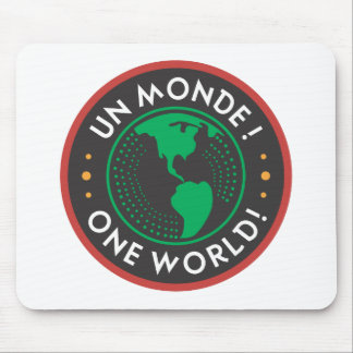 One World Mouse Pad