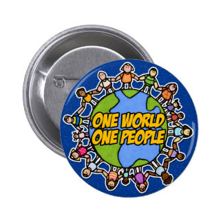 one world one people button