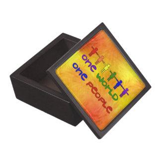 One World Premium Trinket Boxes