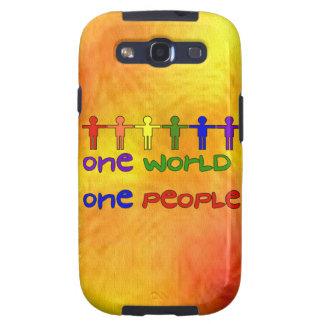 One World Samsung Galaxy SIII Case