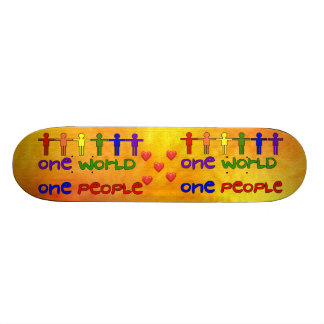 One World Skate Board