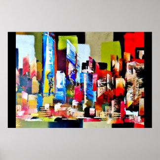 One World Trade Centre Lower Manhattan_4213 Poster
