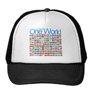 One World Trucker Hat