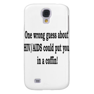 One Wrong Guess Samsung Galaxy S4 Case