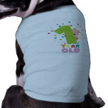 One Year first Birthday Party Z80cw Shirt