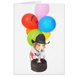 One Year Old Birthday Card