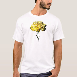 One Yellow Carnation Mens T-Shirt