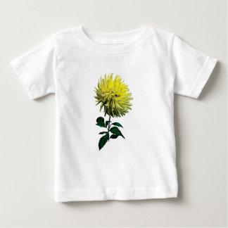 One Yellow Dahlia Infants Tshirts