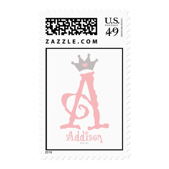 Onederful Addison Postage