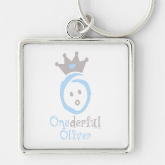 ONEderful Oliver Keychain