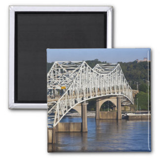 O'Neil Bridge on Tennessee River, Florence, Magnet