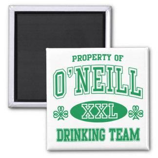 O'Neil Irish Drinking Team Refrigerator Magnet