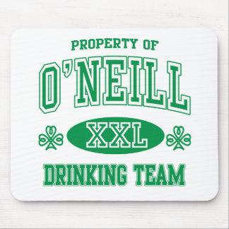 O'Neil Irish Drinking Team Mouse Pad