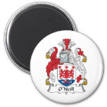 O'Neill Family Crest Magnets