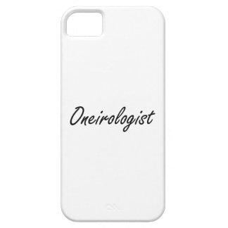Oneirologist Artistic Job Design iPhone 5 Case