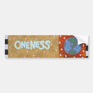 Oneness Bumper Sticker