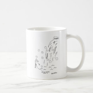 Oneness Classic White Coffee Mug