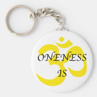 Oneness Is Keychain