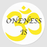 Oneness Is Stickers