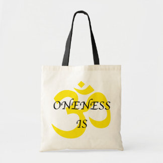 Oneness Is Tote