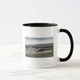 Oneonta Park & Raymond Hotel Mug