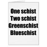 oneschistblack card