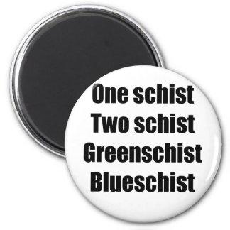 oneschistblack magnet