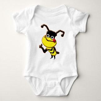Onesee grande del bebé de la abeja body para bebé