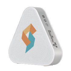 Onespace Tri-speaker Bluetooth Speaker at Zazzle