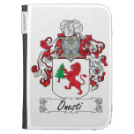 Onesti Family Crest Kindle Keyboard Covers
