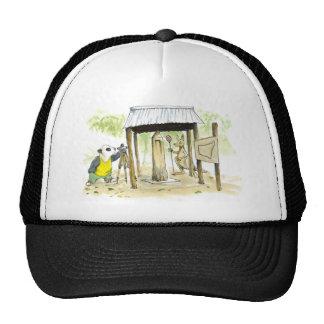 onetonpostart mesh hats