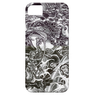 Oni Devils and Toad iPhone 5 Cases
