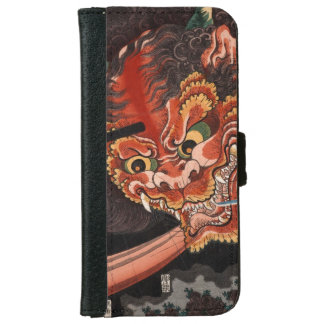 Oni King Shutendoji iPhone 6 Wallet Case
