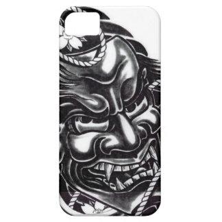 Oni Mask Japanese Design iPhone 5 Case
