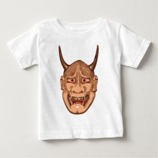 Oni Noh Mask Baby T-Shirt