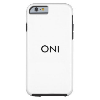 ONI Tough iPhone 6 Case