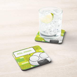 Onichibi - Nerd Drink Coasters