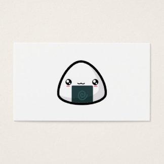 Onigiri Business Card