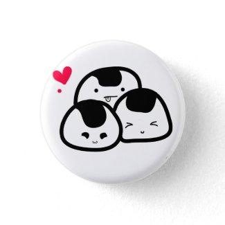 onigiri friends button