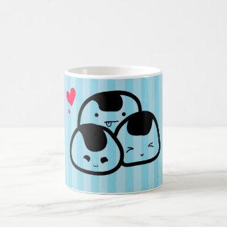 Onigiri Friends - Cute Mug