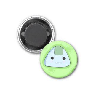 onigiri - Green Magnet