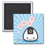 Onigiri Mei magnet (more styles)