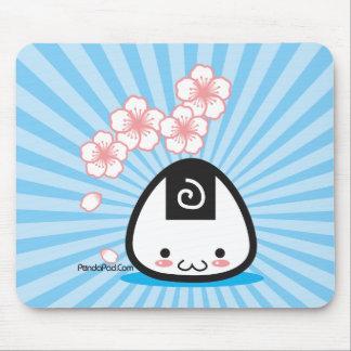 Onigiri Mei mousepad