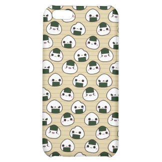 Onigiri Rice Balls Cover For iPhone 5C