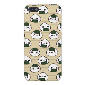 Onigiri Rice Balls iPhone SE/5/5s Cover